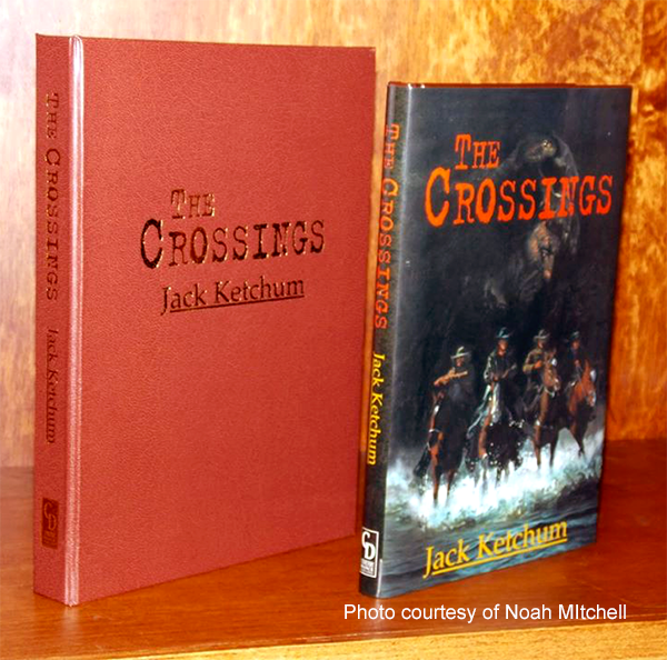 The Crossings (Lettered Edition)