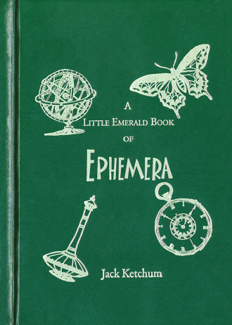 A Little Emerald Book of Ephemera
