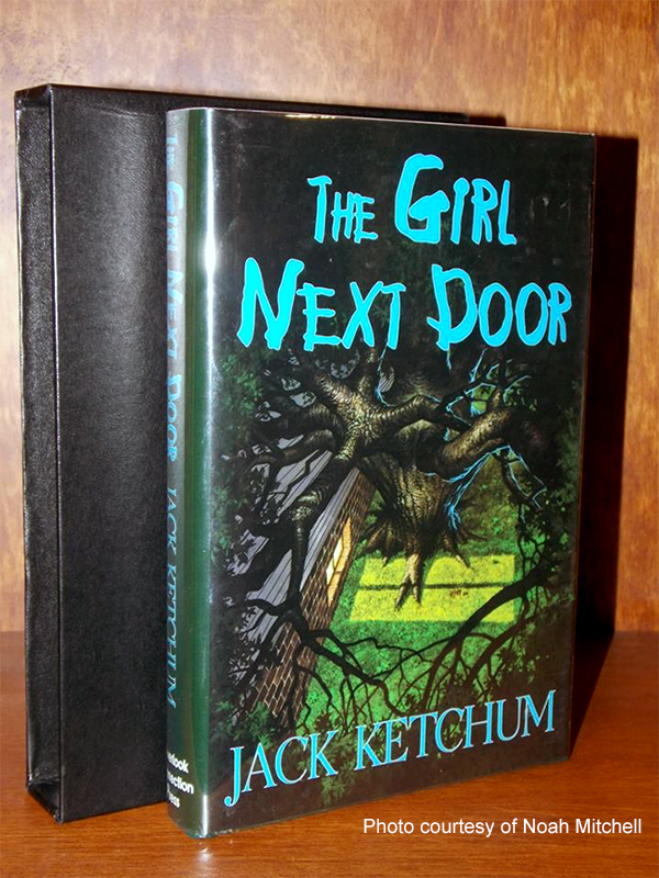 The Girl Next Door (numbered edition)