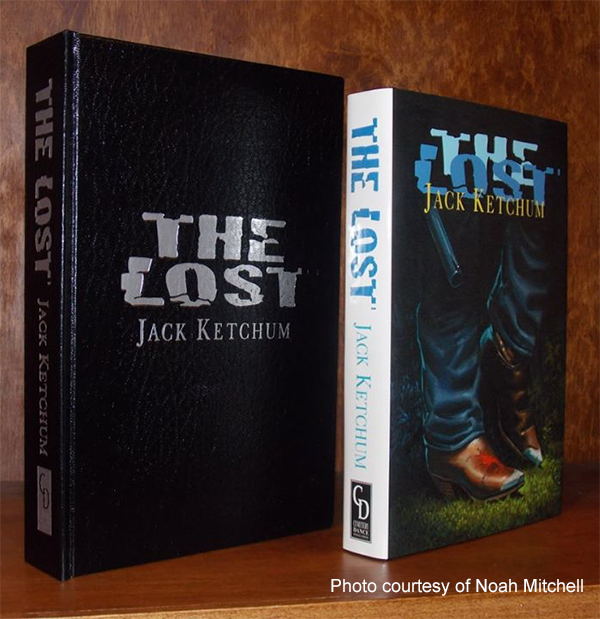 The Lost (Lettered Edition)