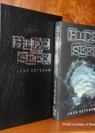 Hide and Seek (Lettered Edition)