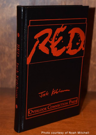 Red (Lettered Edition)