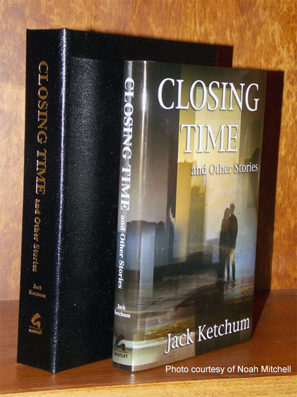Closing Time (Lettered Edition)