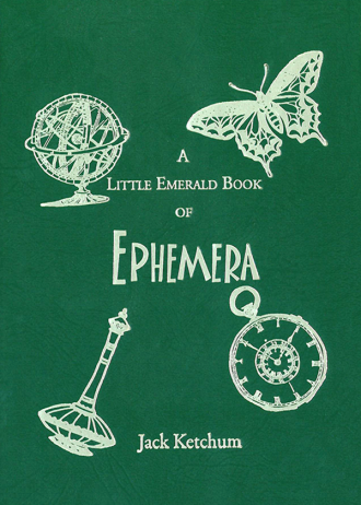 A Little Emerald Book of Ephemera