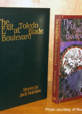 The Exit at Toledo Blade Boulevard (Lettered Edition)