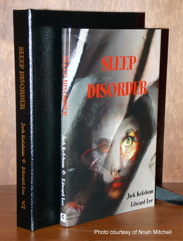 Sleep Disorder (Lettered Edition)