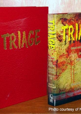Triage (Lettered Edition)