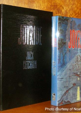 Joyride (Lettered Edition)