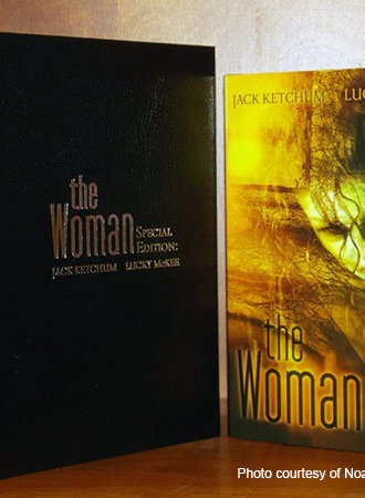 The Woman – Signed, Lettered Edition