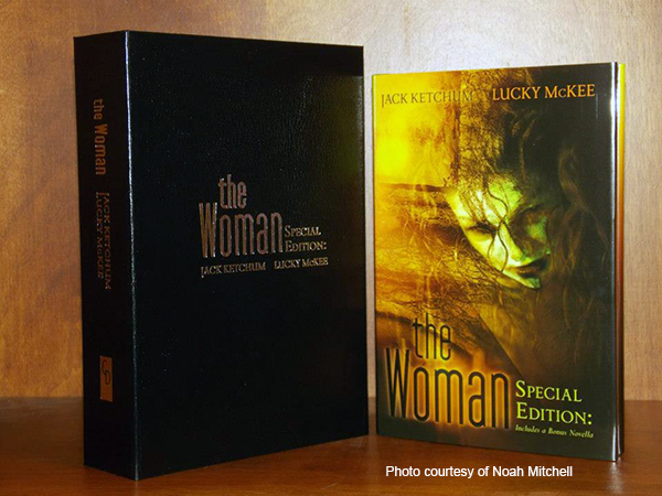 The Woman - Signed, Lettered Edition